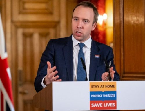 Coronavirus strikes heart of Government as PM and health secretary test positive