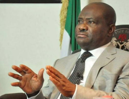 NEWSBREAKING: Wike closes land, sea, air borders to stop Coronavirus from entering Rivers State