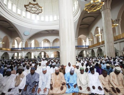 The Lagos State Government has sealed the Agege Central Mosque for violating its ban on public gathering